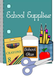 school-supplies-clipart – Riverside Elementary